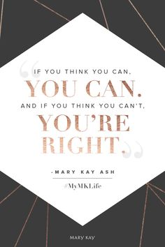Success is a state of mind. You can define yours with Mary Kay!  Click to get the tools to start your business. #MyMKLife