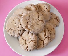 Ultimate Ginger Cookie, Barefoot Contessa