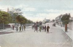 Ardrossan Road & Caledonia Road, SALTCOATS, Ayrshire | Collectables, Postcards, Topographical: British | eBay! Postcards, British, Street View, Ebay, Painting, Art, Art Background, Painting Art, Kunst