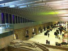 Inauguración del Museo del Bicentenario: La Presidenta inauguró el Museo del Bicentenario en la ex Aduana de Buenos Aires. 'Es un símbolo de una Argentina que estaba abandonada y tapada por el agua y pudimos recuperar', sostuvo la mandataria.  Mayo-2011