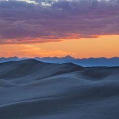 A hidden gem worth visiting: St Anthony Sand Dunes by @BLMIdaho #Idaho #sunset