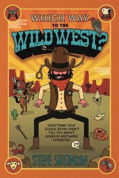 History--with the good bits put back. Discover the drama, discoveries, dirty deeds and derring-do that won the American West. With a storyteller's voice and attention to the details that make history