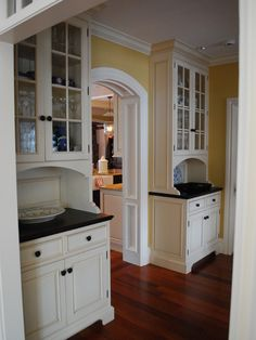 Archway Door Casing Design, Pictures, Remodel, Decor and Ideas - page 31