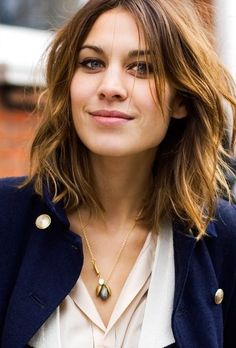 7 Sexy Styles for Anyone with Fine Hair ...love this cut