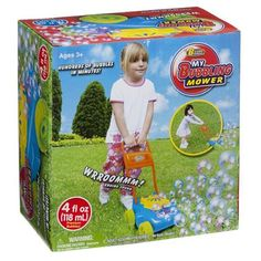 My Bubbling Mower Toy | Kmart $15