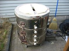 CodyO Pottery: Electric to Gas Conversion: The Birth of My Kiln