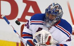 Henrik Lundqvist, New York Rangers vs. Pittsburgh Penguins - Photos - January 18, 2015 - ESPN