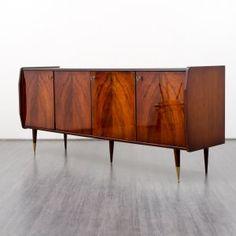 Mid Century Modern Cabinet   via Karlsruhe Velvet-Point