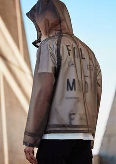 Mango enlists French top model Arthur Gosse to pose in pieces from the Spring Summer 2016 menswear collection for their latest Mango Men's Sailing Gear lookbook.