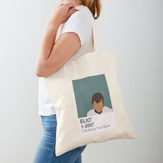'Mia Wallace - Pulp Fiction' Tote Bag by fictiophilia Printed Tote Bags, Cotton Tote Bags, Reusable Tote Bags, Large Bags, Small Bags, Get Free Stuff, Stuff To Buy, Troy Bolton, Mia Wallace