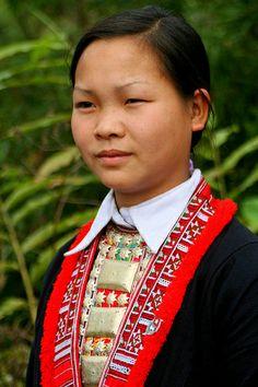 ˚Asia - Vietnam / The red Dao