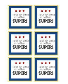 1000+ ideas about Superhero Treats on Pinterest | Pumpkin Faces ...