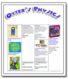 Physics Curriculum for Elementary and Middle School