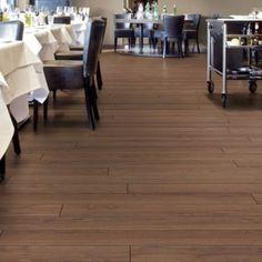 Finfloor KronoClik Laminate Flooring - Colour Nostalgie Teak