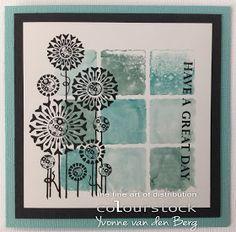 Colourstock: Speciale technieken met Copic Markers