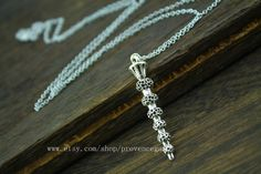 harry potter jewelry Magic wand necklace on Etsy, $3.00 CAD