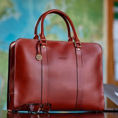 Walk into your next meeting with a contemporary twist on a classic  briefcase.  DooneyAndBourke e52f7163a0d5a