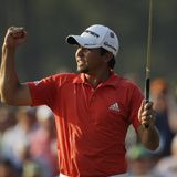 Jason Day - Player in the 2012 Masters Golf Tournament - Find all player stats at www.Augusta.com