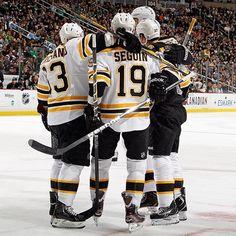 TYler Seguin Brad Marchand Boston Bruins hockey