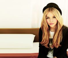 Chloe Moretz... From Dark Shadows