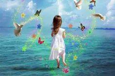 La niña del interior puede convertirse en un reto hacia la manifestación de la abundancia económica...