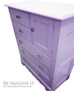 Did you say purple?  You betcha!
