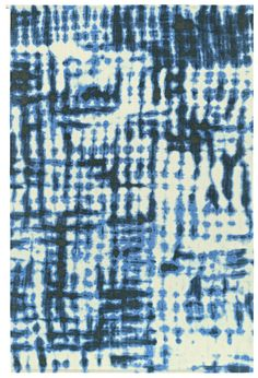 Carpet designed by Paola Navone for Kasthall (Dye Dye Collection, 2012) Begär.