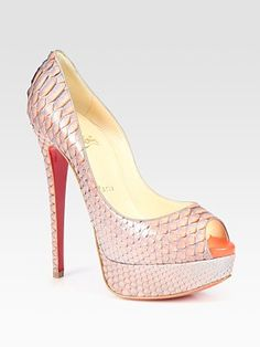 Seriously why do all the shoes I just love have to be so much $$$$$$$$!!!!!