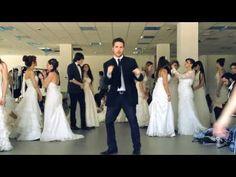 Harlem Shake Wedding by WOSAP