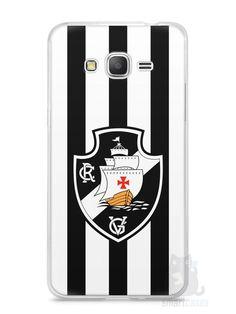 Capa Samsung Gran Prime Time Vasco da Gama #1 - SmartCases - Acessórios para celulares e tablets :)