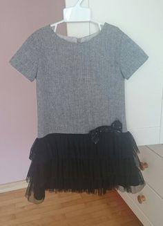 Sukienka dla dziewczynki, stan idealny, tiul, rozmiar 122 Mirella