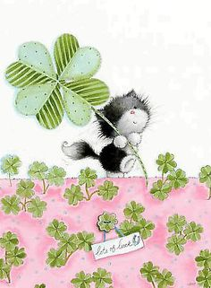 One Lucky Kitty ~ Maria Woods