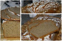 Sauerteigbrot       550 g Wasser   20 g frische Hefe   1 Tüte Trockensauerteig (15g)  oder 75 g Sauerteig aus ASG, dann 50 g weniger...