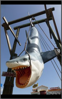 Jaws universal florida ride