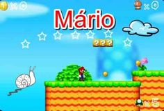 Adventure Puzzle Mario online game for kids