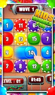 Kids Number Fun Simple But Challenging Puzzle Game For
