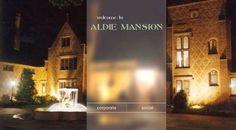 Aldie Mansion in Bucks County, Doylestown, PA