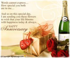 Dgreetings Happy Anniversary Daughter And Son In Law