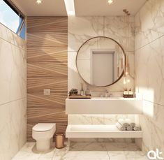 home decor diy ideas Bathroom Design Inspiration, Bad Inspiration, Chic Bathrooms, Amazing Bathrooms, Bathroom Design Luxury, Home Interior Design, Washbasin Design, Vanity Design, Toilet Design
