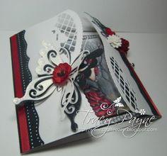 ANJA EDGE LR0202 | ... Tracy Payne card using the gorgeous marianne design creatables anja edge lr0202