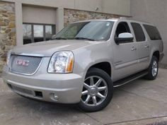 You will feel more comfortable when you seat in the #Gmc Yukon xl denali car. This full size #SUV is innovative, standard and most comfortable as compare with other SUVs. You can Find Cheap Used Gmc Yukon xl denali cars by Pre owned Gmc car owners and dealers in USA at TTUsedCars.Com