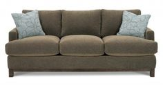 Rowe Furniture Sullivan Mini Mod Sofa