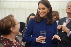 In her role as patron of Action on Addiction , the Duchess of Cambridge officiallyopened a new treatment centre in Wickford, Essex. The ce...