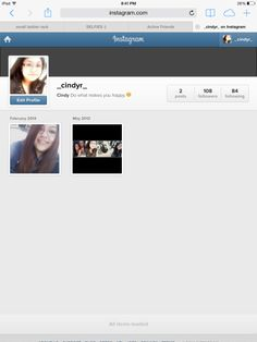 Follow me on instagram :) _cindyr_