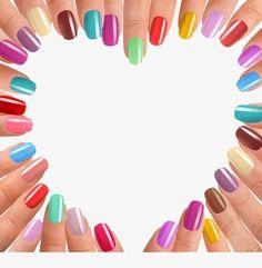 Nail Salon Design, Nail Salon Decor, Beauty Salon Decor, Gel Uv Nails, Gel Manicure, Love Nails, My Nails, Nail Saloon, Light Nail Polish