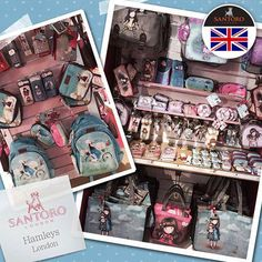 What a lovely display of #Gorjuss and #KoriKumi in @HamleysToys If you're in #London please pop in and enjoy!