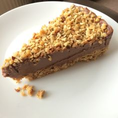 Nutella Chocolate Cheesecake