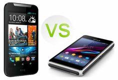 HTC Desire 310 vs Sony Xperia E1