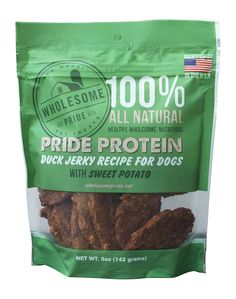 Wholesome Pride Duck Jerky and Sweet Potato- Dog Chew 5 oz. >>> Find out more about the great product at the image link. (This is an affiliate link and I receive a commission for the sales)