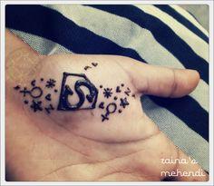 #henna #tat #superwoman #zainasmehendi #mehndi #henna #art #design https://www.facebook.com/zainasmehendi